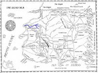 River Dhagon map
