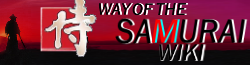 Way of the Samurai Wiki