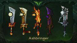 Ashbringer Artefakt Preview