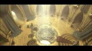 Arthas kills his father (Warcraft video)