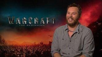 Duncan Jones on directing Warcraft The Beginning