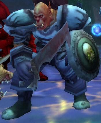 Laughing Skull Warden