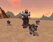 Achellios the Banished Pets