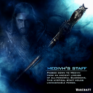Medivh's Staff-Warcraftmovie Tumblr 1200