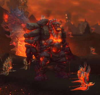 Molten Lord