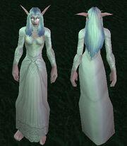 White Weddding Dress
