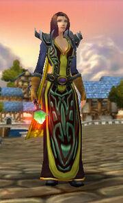 Brightcloth Robe