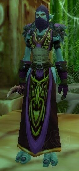 High Priestess Mar'li