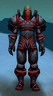 Full Dark Iron Set