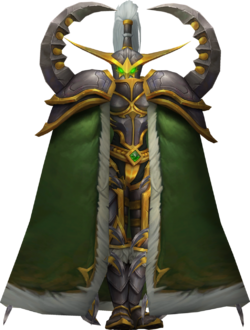 Maiev shadowsong by daerone
