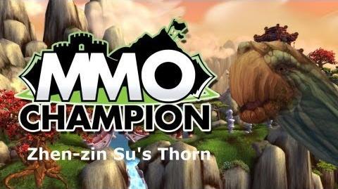 Shen-zin Su's Thorn