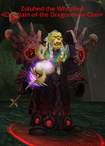 Zuluhed the Whacked
