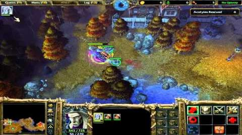 ParaFreak Warcraft 3 Reign of Chaos Trudging through the Ashes