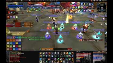 Wrath of the Righteous vs Kologarn 25 HD