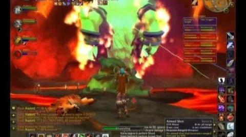 WoW Tyraenny Kill Molten Core - Ragnaros