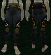 Imbued Netherweave Pants, Grass Background, NE Female
