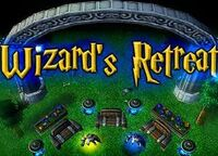 Wizard's Retreat Logo