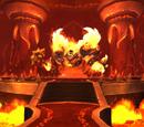 Ragnaros (Firelands tactics)