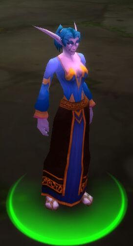 Priestess A'moora