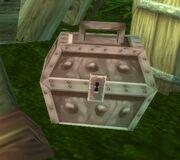 Battered Tackle Box