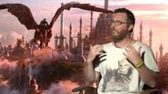 Warcraft Director Duncan Jones Official Movie Interview