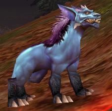 Ravenous Darkhound