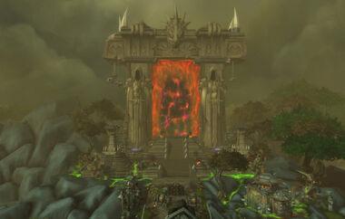 Draenor Dark Portal