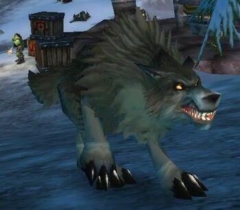 Frostwolf Bloodhound