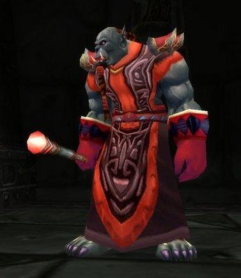 Bloodaxe Summoner