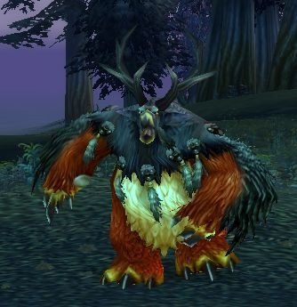 Deranged Owlbeast