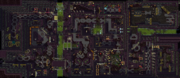 The Dungeons of Dalaran Map