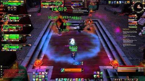 MoP Boss Fight Tutorial Heroic Lorewalker Stonestep TotJS 2 Strife and Peril (Healer PoV)