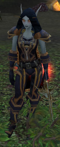 Dark Ranger Lyana