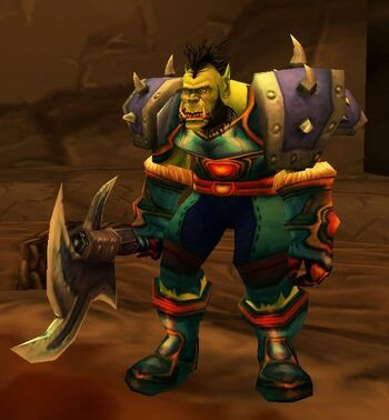 East Frostwolf Warmaster