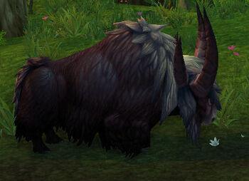 Ironfur Great Bull