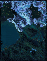 The Shores of Northrend Map