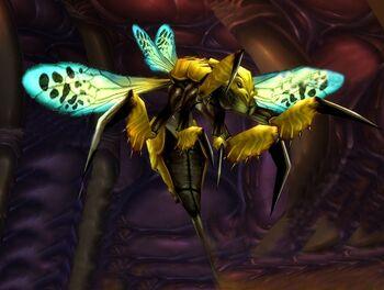 Gorishi Hive Queen