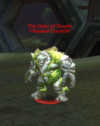 Duke of Shards