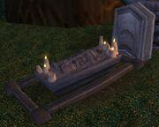 Yuriv's Tombstone