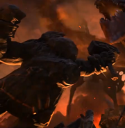 Kurdran wildhammer cataclysm cinematic