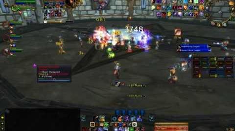 IraeAoD vs FactionChampions 25PTR