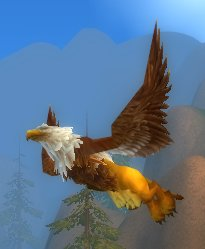 Soaring Razorbeak