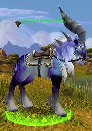 Cobalt Riding Talbuk