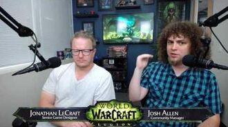 Demon Hunter Q&A with Jonathan LeCraft part 2
