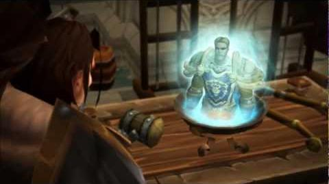 Alliance Intro - Mists of Pandaria