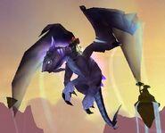 Purple Netherwing Drake
