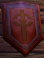 The Overlook shield