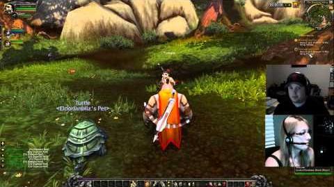 Pandaren Starting Zone with Eldorian, Miaari, and Kafira, Episode 3