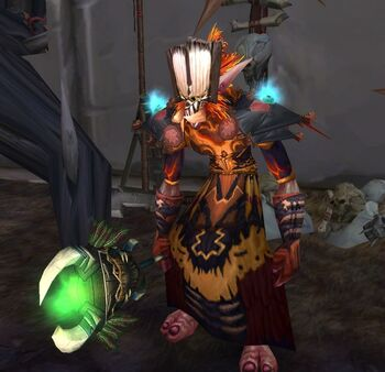 Witch Doctor Khufu