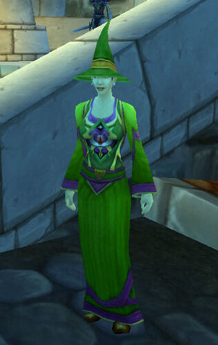 Darkmoon Faire Mystic Mage